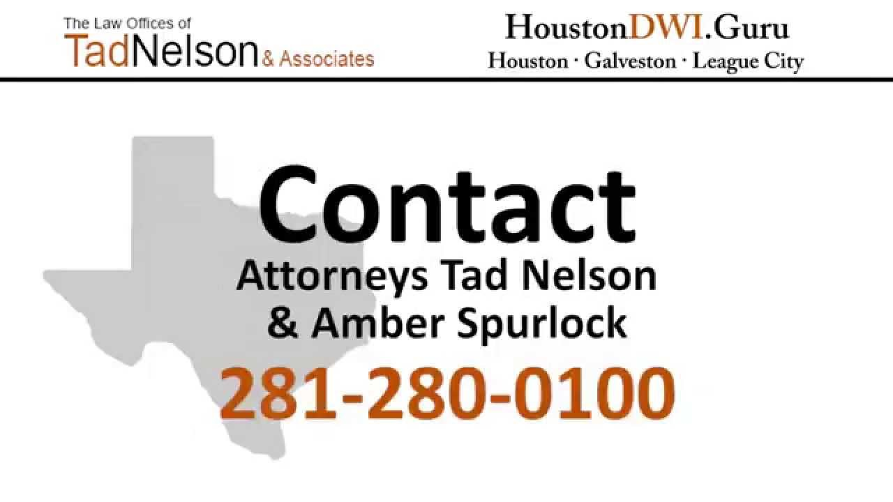 Texas Drunk Driving Laws & Penalties